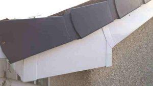 White Fascia's & soffits Ellon